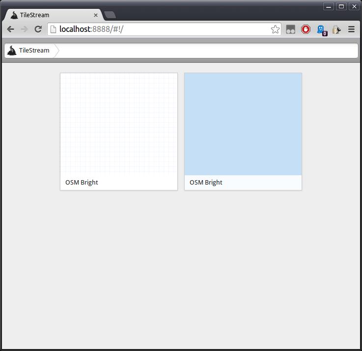 TileStream_Startscreen
